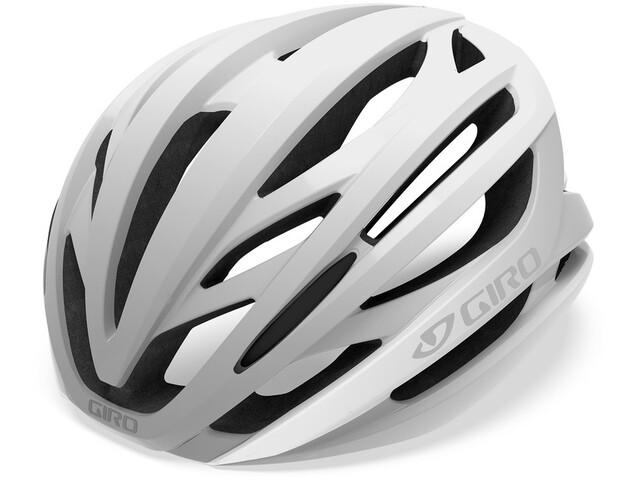 Giro Syntax MIPS Cykelhjelm hvid/sølv (2019) | Helmets